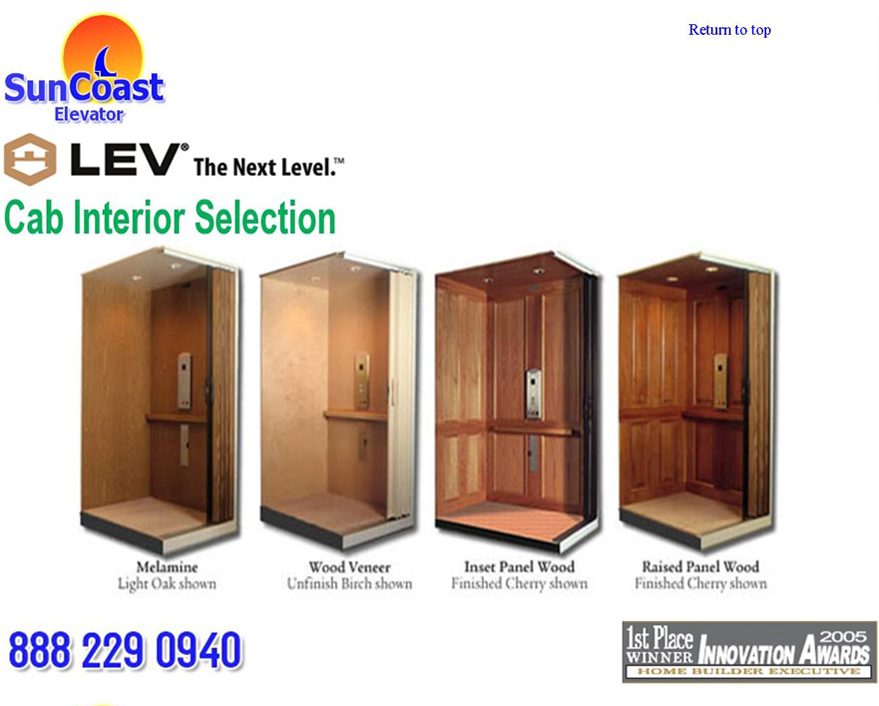 Decosee home elevator cost Homes with elevators for sale